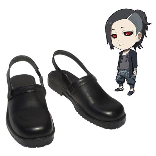 Tokyo Ghoul Uta Sapatos Carnaval