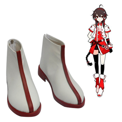 Vocaloid China Yuezheng Ling Faschings Stiefel Cosplay Schuhe