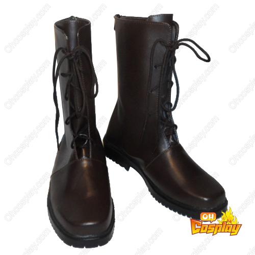 Vampire Knight Kuran Yuki Black Cosplay Shoes NZ