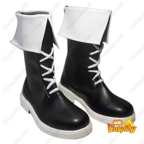 Vocaloid Panda Family Yuezheng Longya Faschings Stiefel Cosplay Schuhe