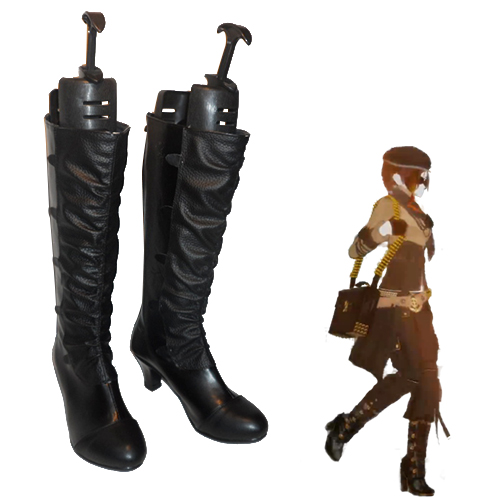 RWBY Coco Adel Cosplay Shoes
