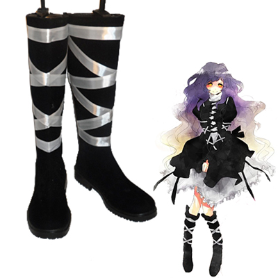 TouHou Project Hijiri Byakuren Cosplay Shoes