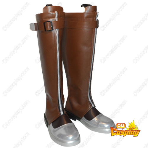 The Legend of Heroes: Trails in the Sky Olivier Lenheim Cosplay Shoes