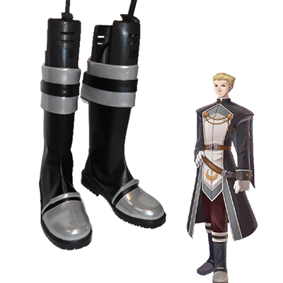 Zapatos The Legend of Heroes: Trails in the Sky Alan Richard Cosplay Botas