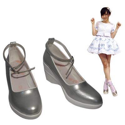 AKB48 Labrador Retriever Watanabe Mayu Faschings Stiefel Cosplay Schuhe