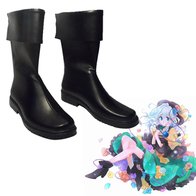 TouHou Project Komeiji Koishi Cosplay Shoes