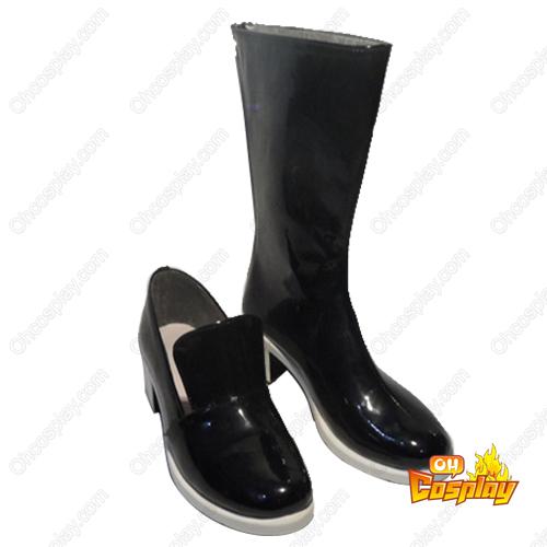 Touken Ranbu Online Shishiou Faschings Stiefel Cosplay Schuhe