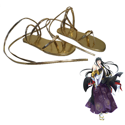 Touken Ranbu Online Taro Tachi Chaussures Carnaval Cosplay