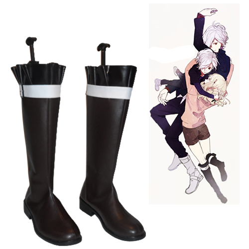 Diabolik Lovers Komori Yui Cosplay Shoes NZ