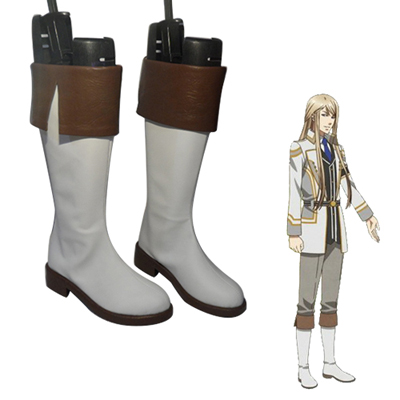 Kamigami no Asobi Balder·Hringhorni Cosplay Shoes UK