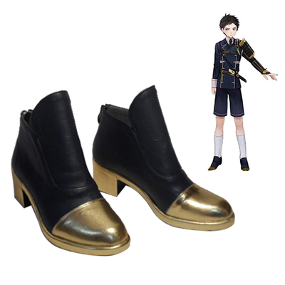 Touken Ranbu Online Atsu Toushirou Cosplay Shoes UK