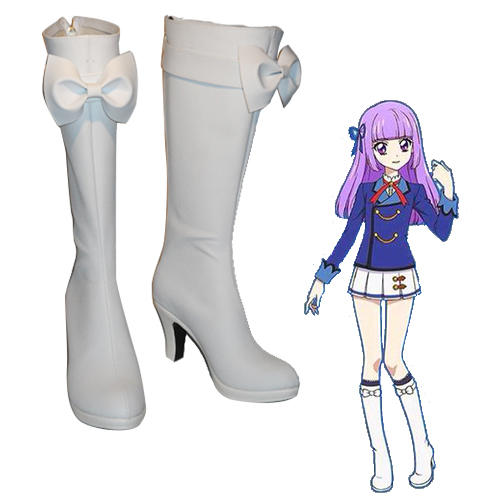 Aikatsu! Todo Yurika Hoshimiya Ichigo Sapatos Carnaval