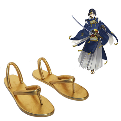 Touken Ranbu Online Mikazuki Munechika Cosplay Shoes UK