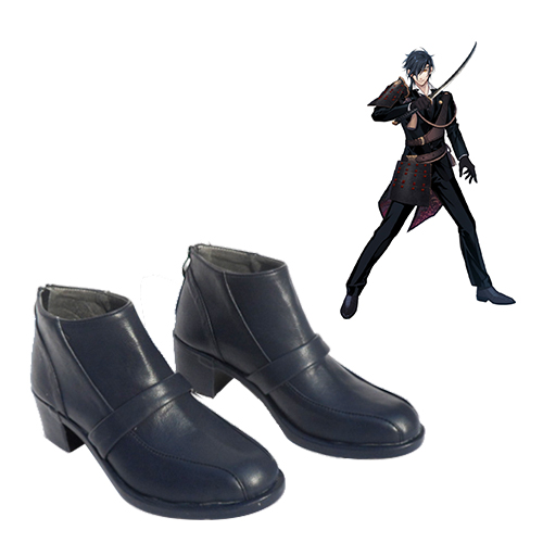 Touken Ranbu Online Shokudaikiri Mitsutada Faschings Stiefel Cosplay Schuhe