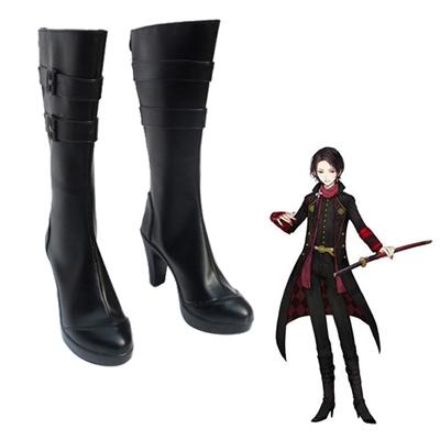 Touken Ranbu Online Kashuu Kiyomitsu Faschings Stiefel Cosplay Schuhe