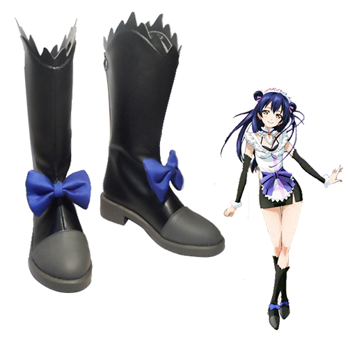 Love Live! Sonoda Umi Faschings Stiefel Cosplay Schuhe