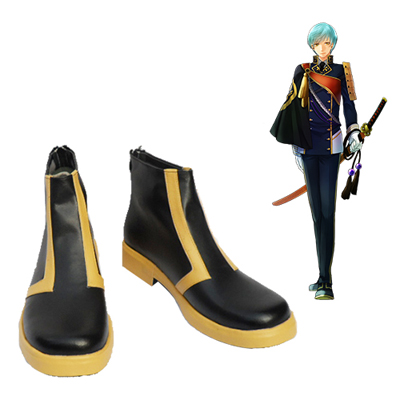 Touken Ranbu Online Ichigo Hitofuri Faschings Stiefel Cosplay Schuhe