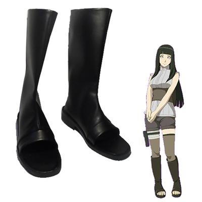 Naruto Hyūga Hinata Faschings Stiefel Cosplay Schuhe