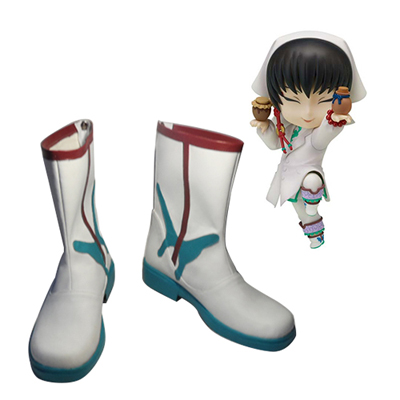 Hozuki's Coolheadedness Hakutaku Cosplay Shoes