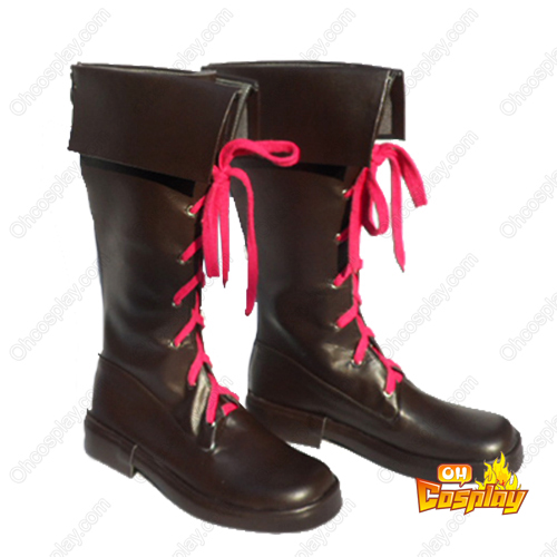 League of Legends Jinx Cosplay Shoes NZ
