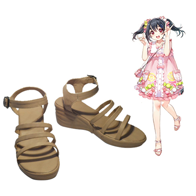 Love Live! Nico Yazawa Cosplay Shoes UK