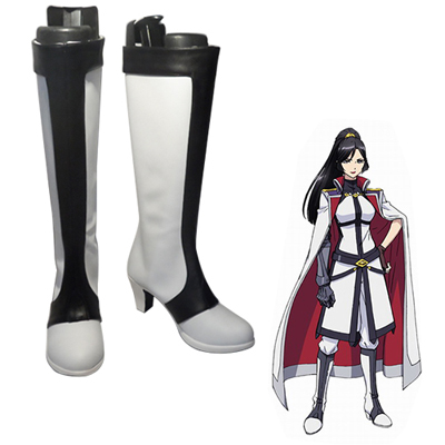 Cross Ange Jill Salia Ange Hilda Vivian Cosplay Shoes UK