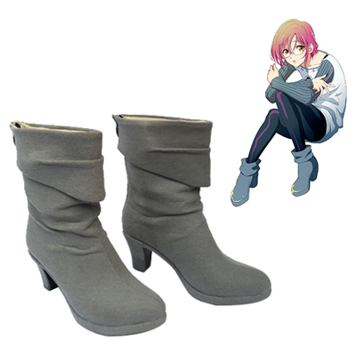 The Seven Deadly Sins Goat's Sin of Lust Gowther Faschings Stiefel Cosplay Schuhe