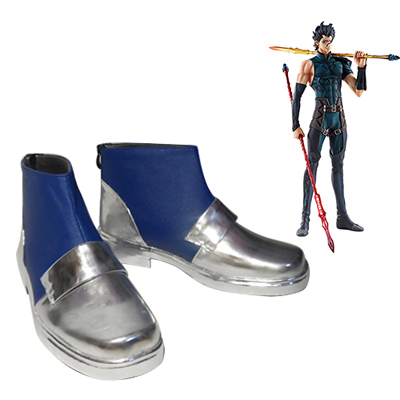 Zapatos Fate/stay night Lancer Cu Chulainn Cosplay Botas
