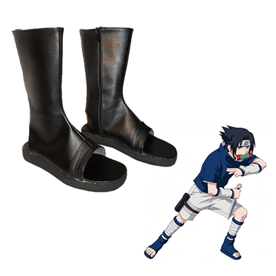Naruto Uchiha Sasuke Cosplay Shoes