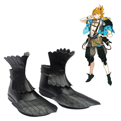 Touken Ranbu Online Urashima Kotetsu Cosplay Shoes UK