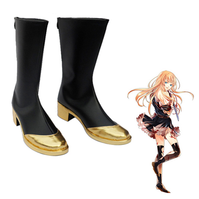 Touken Ranbu Online Midare Toushirou Faschings Stiefel Cosplay Schuhe