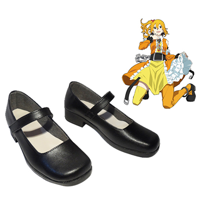 MekakuCity Actors MOMO Chaussures Carnaval Cosplay