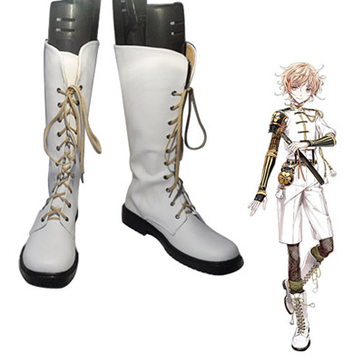 Touken Ranbu Online Monoyoshi Sadamune Cosplay Shoes UK