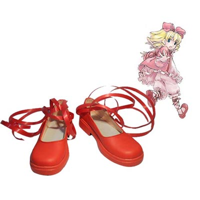 Rozen Maiden Hinaichigo Cosplay Shoes UK