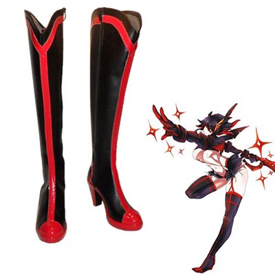 Kill la Kill Matoi Ryuuko Cosplay Saappaat