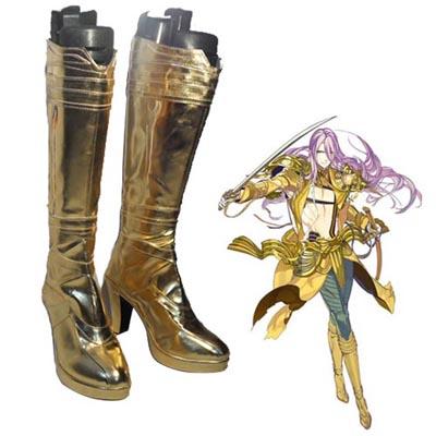 Touken Ranbu Online Hachisukakotetsu Faschings Stiefel Cosplay Schuhe