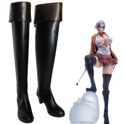 Prison School Shiraki Meiko Cosplay Shoes UK