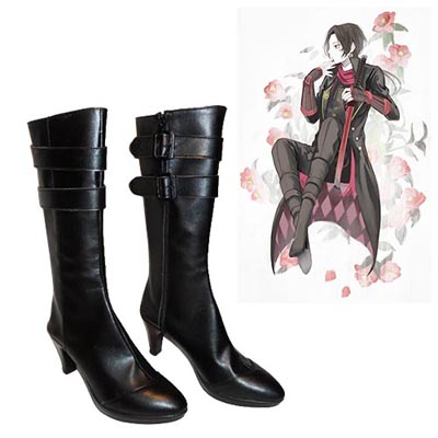 Touken Ranbu Online Kashuu Kiyomitsu Cosplay Shoes