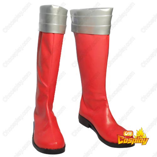 Kaizouku Sentai Gokaijia Captain Marvelous Cosplay Shoes