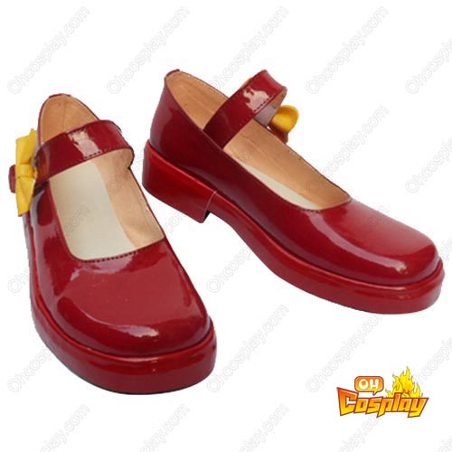 Shiki Kirishiki Sunako Faschings Stiefel Cosplay Schuhe