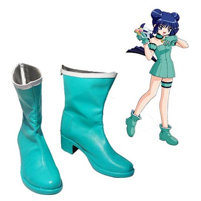 Tokyo Mew Mew Aizawa Minto Chaussures Carnaval Cosplay
