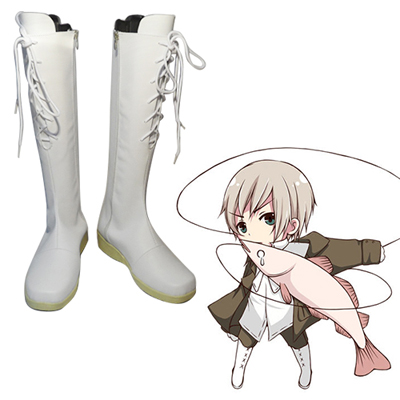 Axis Powers Hetalia Iceland Cosplay Shoes UK