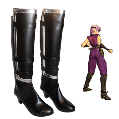 Dead Or Alive Ayane Bottes Carnaval Cosplay