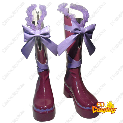 LoveLive! Nozomi Tojo Valentine Maid Cosplay Shoes