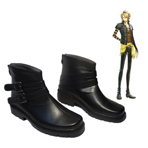 Amnesia Toma Faschings Stiefel Cosplay Schuhe