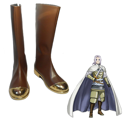 Zapatos The Heroic Legend of Arslan Arslan Cosplay Botas