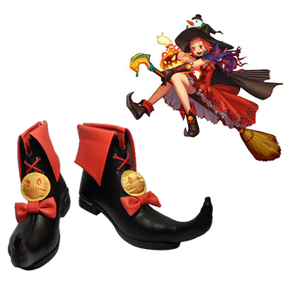 Dungeon and Fighter Witch Cosplay Scarpe Carnevale