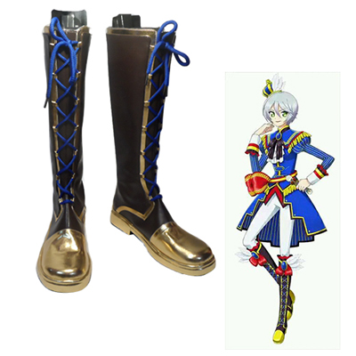 Pripara Shikyoin Hibiki Chaussures Carnaval Cosplay