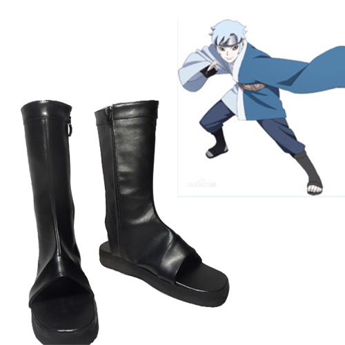Naruto Mitsuki Cosplay Shoes