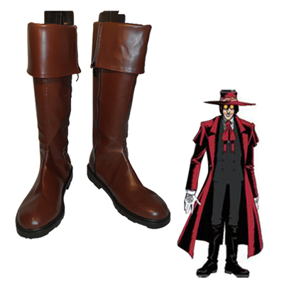 Hellsing Alucard Cosplay Shoes